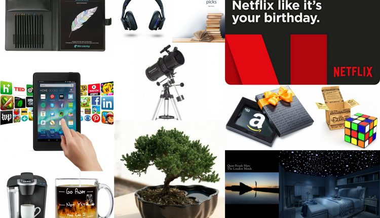 13 Awesome Gift Ideas for Introverts